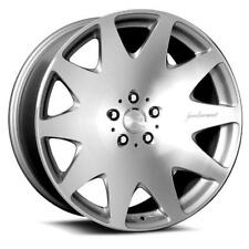 22x9 MRR HR3 5x114.3 +20 Silver Wheels (Set of 4)