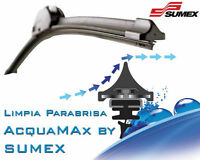 Sumex Double Spoiler Chrome Plated Stainless Steel Wiper Blade 20 inch