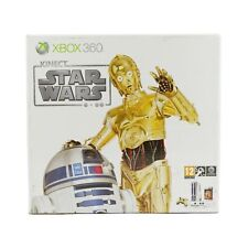 UNVOLLSTÄNDIG Xbox 360 - SA 143: Konsole Slim 320GB #Star Wars Edition (mit O...