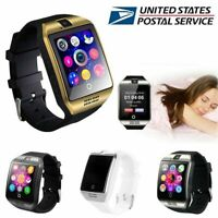 Bluetooth Smart Watch Touch Screen Wristwatch for Android Samsung Huawei LG Moto