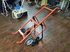 Drum truck/dispenser, Barrel cart