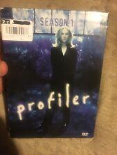 Profiler - Season 1 (DVD, 2003, 6-Disc Set)