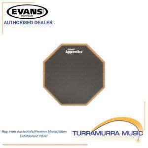 Evans Apprentice Drum Pad, 7 Inch, Real Feel Practice Drum Pad