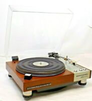 Marantz 6300 Direct Drive Turntable Record Player As Is Sensitive Pitch Bad Arm