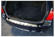 Edelstahl Ladekantenschutz für BMW 3er E91 Touring Kombi Abkantung 2005-2012