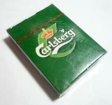 Malaysia Playing Cards from Carlsberg Beer Mint in Pack 1999 Asia Collect