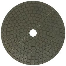 7 Inch 50 Grit Diamante Italia Wet Polishing Pad
