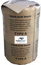 TEAR AID Type A Repair Patch 15cm x  30cm - Canvas, Sail, Kite, Pack