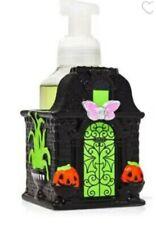 Bath & Body Works Haunted House Foaming Hand Soap Holder Fall / Halloween 2021