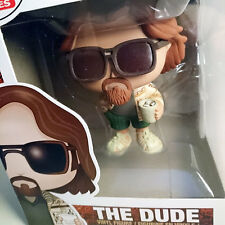 The Dude - The Big Lebowski #81 - VAULTED/RETIRED - Funko Pop! Vinyl