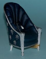 "Just the Right Shoe, Raine, ""Stardust Memories"" miniature chair #24037 NIB/COA"