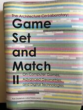 Game, Set & Match 2, Kas Oosterhuis PB Book, The Architecture Co-Laboratory