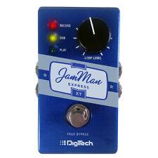 Digitech JamMan Express XT FX Pedal (RRP £95)