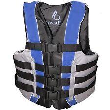 Bradley Adult 4XL/5XL/6XL  Life Jacket Fully Enclosed Coast Guard PFD Ski Vest