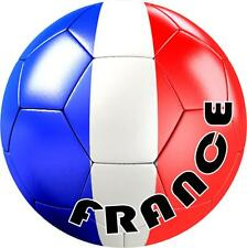 decal sticker worldcup car bumper flag team soccer ball foot football france
