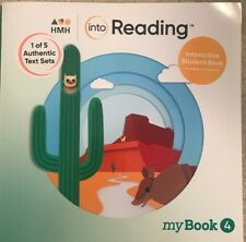 HMH Into Reading- MyBook 4 Grade 1 (2020 Edition)