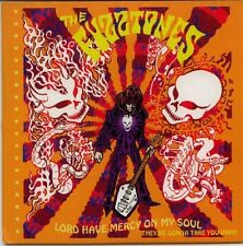 THE FUZZTONES lord have mercy on my soul - UK ps 45 garage punk oop rare L@@K