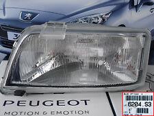 Originalteil, Scheinwerfer PEUGEOT Boxer, FIAT Ducato, Citroen Jumper -OE 6204S3