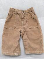 Baby Boy Gap Brown Corduroy Pants Size 3-6 Month