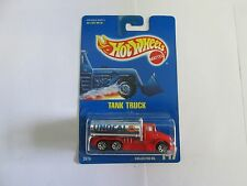1991 Hot Wheels Tank Truck No 147 (red) 7 Spk