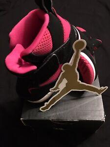 Jordan toddler shoes