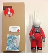 """Mr. Clement Astrolapin In Chicago Red edition LE 50 Rotofugi Vinyl Figure 16"""""""