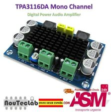 DC 12V 24V 100W TPA3116DA Mono Channel Digital Power Audio Amplifier TPA3116D2