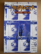 HELLBLAZER : L'Amore Uccide John Constantine BOOK Magic Press 1998  [G476]