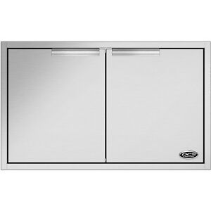 """36"""" DCS BUILT-IN STAINLESS STEEL ACCESS DOORS #ADN120X36 WE WILL BEAT ANY PRICE"""