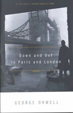 Down and Out in Paris and London-ExLibrary