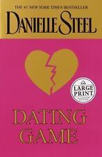 Danielle Steel Paperback Regular Print Not Large Print Dating Game 2004