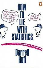 How to Lie with Statistics by Darrell Huff (Paperback, 1991)