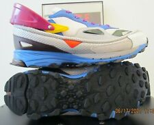 Raf Simons Response Trail 2 sneakers M/10 Adidas W/12 Air Force Blue trainers
