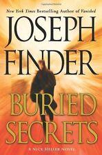 Buried Secrets (Nick Heller) by Joseph Finder