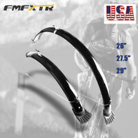 "26/27.5/29"" MTB Bike Fender Full Length Mudguard Front&Rear Protective Cover"