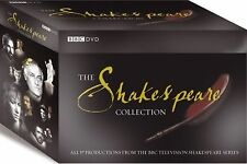 The BBC Shakespeare Collection DVD Box Set 34 Dramatisations - 37 DVDs Region 2