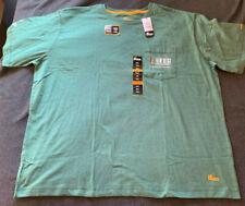 Seed Consultants Berne Workwear T-Shirt Men's Size XXXL 3XL Green T-Shirt - NEW