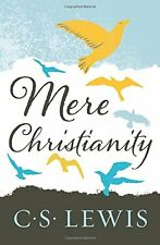 Mere Christianity by C. S. Lewis, (Paperback), Harper San Francisco , New, Free