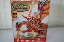 MYSTIC KNIGHTS OF TIR NA NOG PYRE FIRE DRAGON OF DARE NEW IN DAMAGED BOX