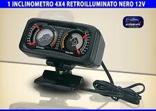 Inclinometro fuoristrada Freelander Land Rover retroilluminato 12 volt rollio
