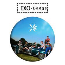 Kpop EXO THE WAR KOKOBOP Badge Brooch Chest Pin Souvenir CHEN CHANYEOL XIUMIN DO