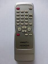 HITACHI VCR REMOTE CONTROL VT-RM310E