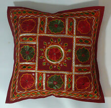Handmade Geometric Square Decorative Cushions