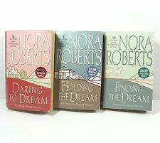 Nora Roberts Dream Triology Daring Holding Finding the Dream SC