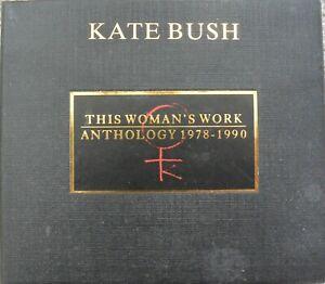 Kate Bush This Woman's Work: Anthology 1978 - 1990 (8-CD Box Set) Canada Import