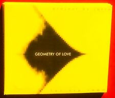 NEW NOT SEALED CD ALBUM PROJECT FOR VIP ROOM JEAN MICHEL JARRE GEOMETRY OF LOVE