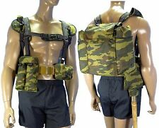 Russian camouflage VSR-98 flora RD-54 Backpack bag Uniform Old Flora Pouches BDU