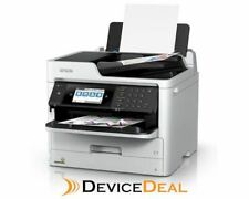 Epson WorkForce Pro WF-C5790 A4 Colour Multifunction Wireless Inkjet Printer