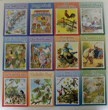 12 Nürnberger Bilderbücher Kinderbücher, sehr guter Zustand