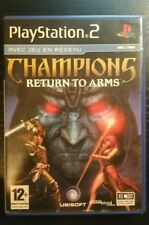 Champions: Return to Arms - Jeu PS2